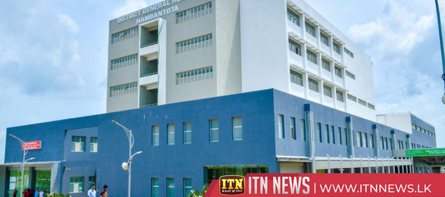 Nurses at Hambanthota Hospital requested to immediately report for duty