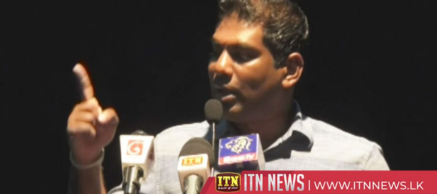 MP KanchanaWijesekara emphasises the present government rejects anyone connected to frauds, corruption or terrorism
