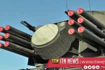 Russia shows off missile systems able to repel drone attacks