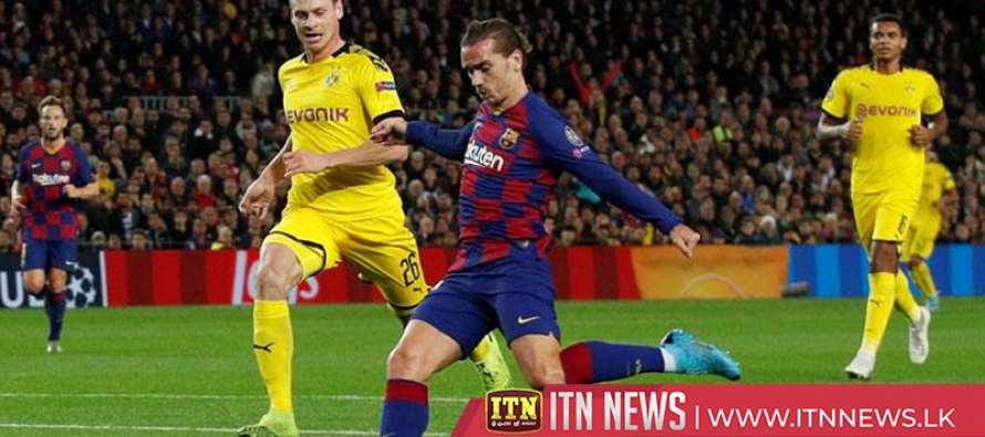 Barcelona beat Dortmund as Messi scores in 700th match