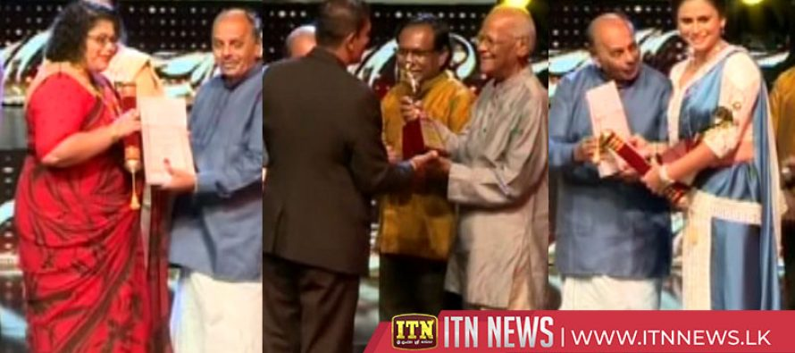 ITN wins several Awards at the State television Awards Festival