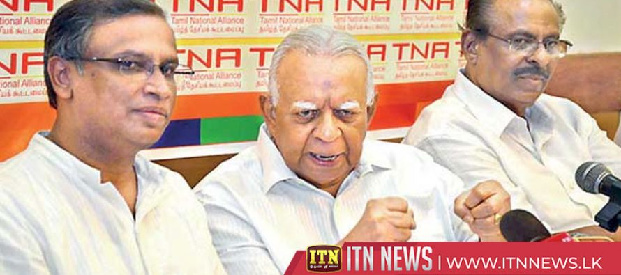 The IllankaiTamil Arasu Party backs Sajith