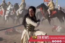 """The Warrior Queen of Jhansi"" scheduled to be released today"