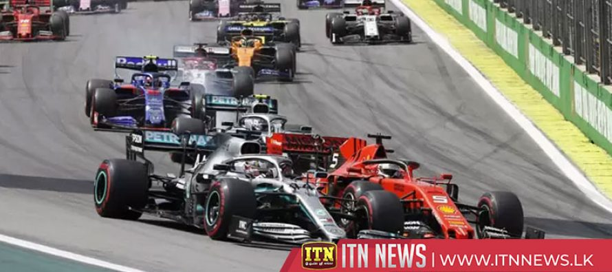 Verstappen wins thrilling Brazil GP, Ferrari's take each other out in collision