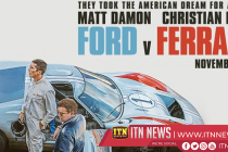 """Ford v Ferrari"" scheduled to be theatrically released this Friday"