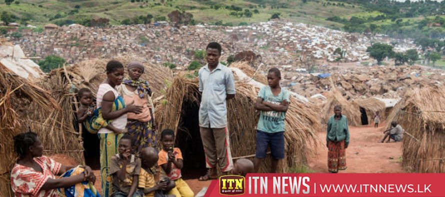 Tens of thousands of flood victims in Congo stranded without help for weeks