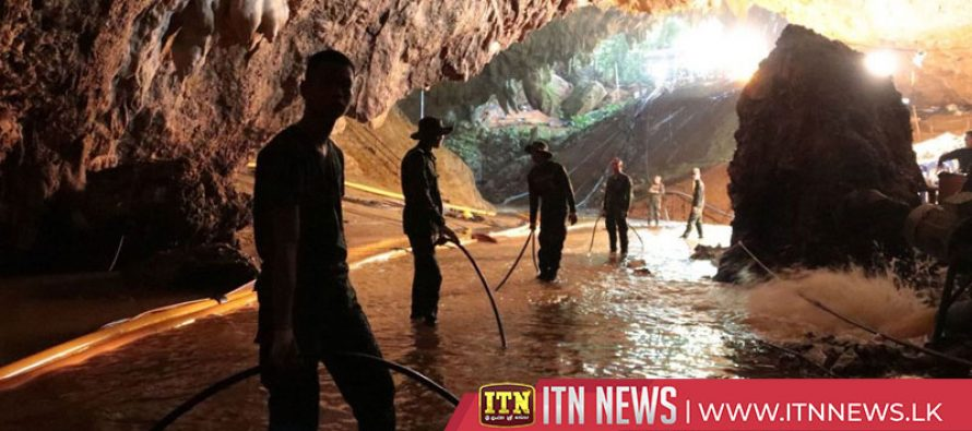 Thai cave reopens after soccer team rescue operation