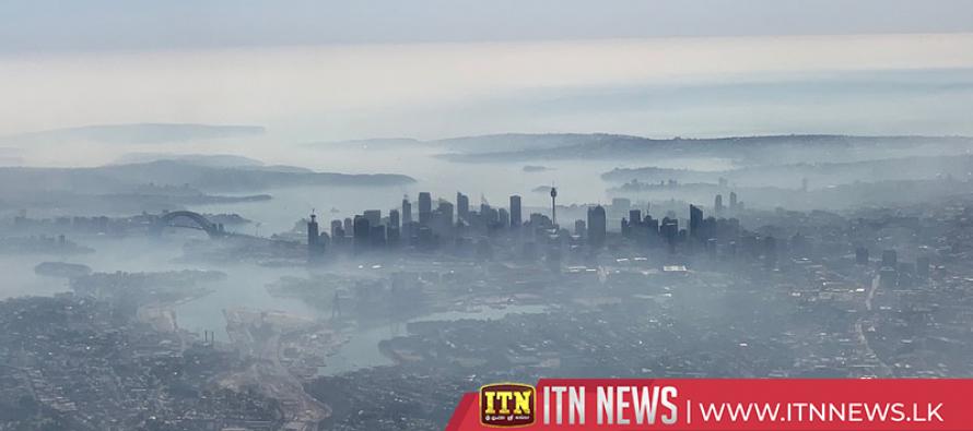 Hazardous bushfire smoke envelops Sydney