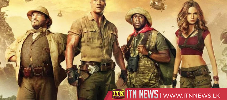 """Jumanji: The Next Level"" scheduled to be released this month"