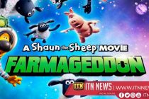 """""""A Shaun the Sheep Movie: Farmageddon"""" will be released this Friday (VIDEO)"""