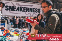 Sneaker enthusiasts and hardcore collectors descend on world's largest sneaker show