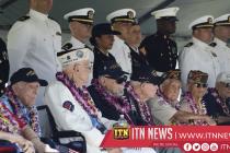 Survivors mark 78th anniversary of Pearl Harbor attack