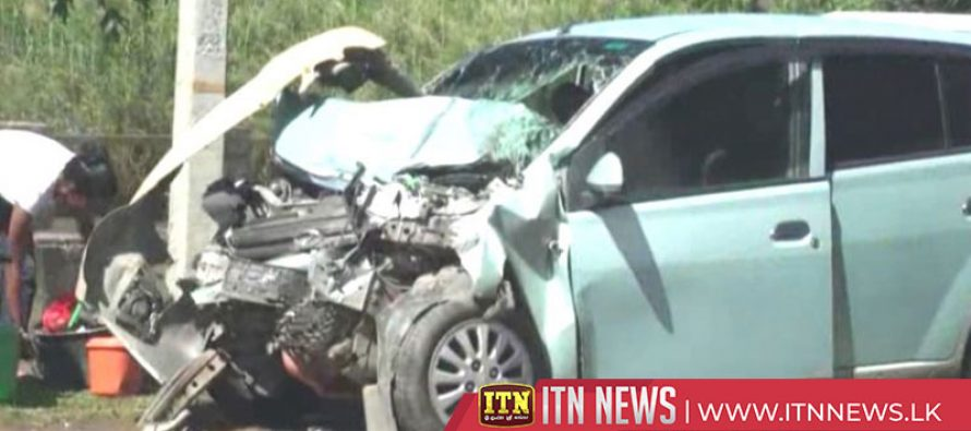 Four are killed in accidents today while 24 are hospitalized