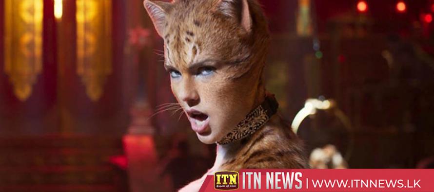 "Upcoming 2019 musical fantasy film ""Cats"" (Video)"