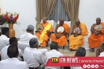 The Maha Sangha say President is the leader who can ensure security of the country