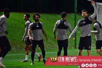 Liverpool train in Doha ahead of FIFA Club World Cup semi-final