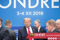 Trump says relationship with NATO countries 'very good'