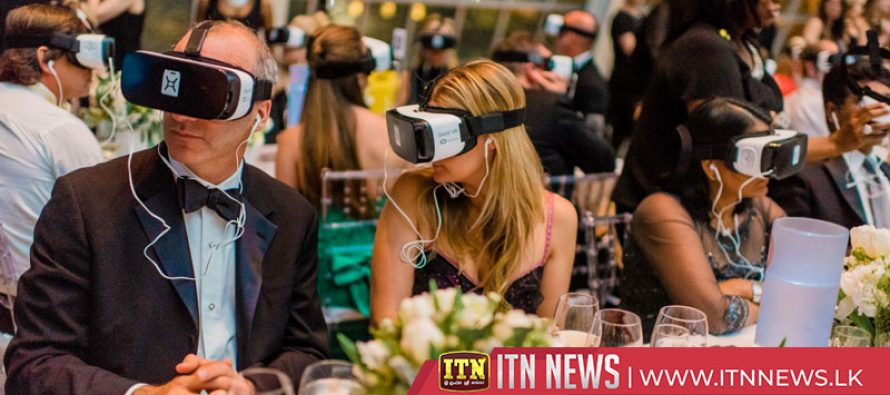 'Like tasting for the first time'- VR eating debuts in NY