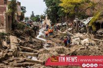 Heavy rains leave parts of Peru under flood waters