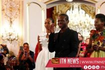 African style makes debut at Paris Haute Couture week