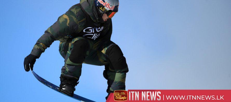 Toutant and Marino take Laax Open snowboard slopestyle honours