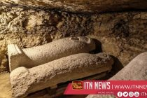 Egypt unveils 2,500-year-tombs of high priests in southern city