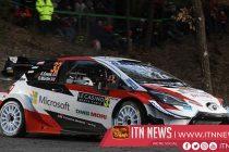 Evans regains Monte Carlo Rally lead, Katsuta skids off