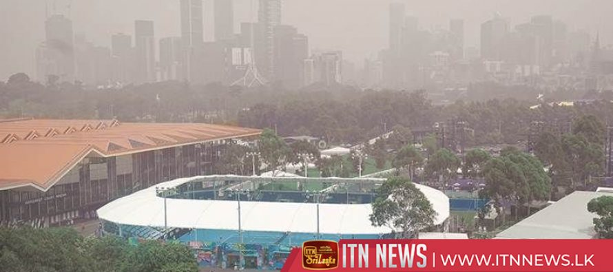 Melbourne air quality improves, Bouchard through in qualifying