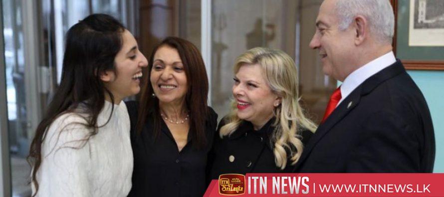 Netanyahu thanks Putin for pardoning Israeli woman