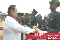 விமானப்படை கெடட் அதிகாரிகளை நியமிக்கும் நிகழ்வு பிரதமர் தலைமையில்