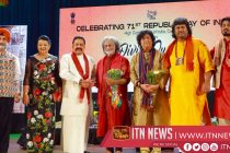 Prime Minister attends Indian cultural show