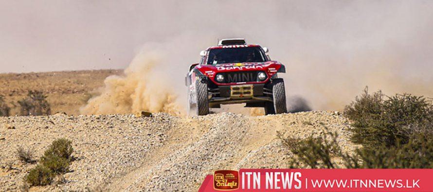 Peterhansel, Quintanilla win emotional Dakar Rally stage