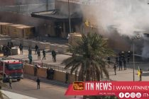 Rockets hit US embassy in Baghdad amid protests
