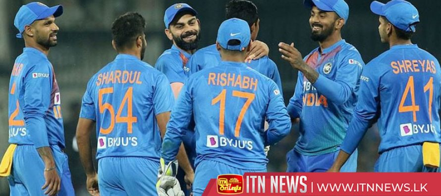India Outshine Sri Lanka By 7 Wickets To Take Series Lead