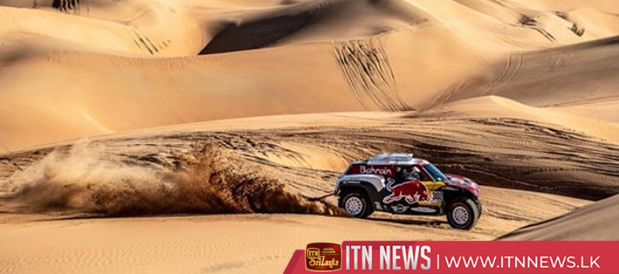 Sainz closing in on Dakar Rally victory with one stage to go
