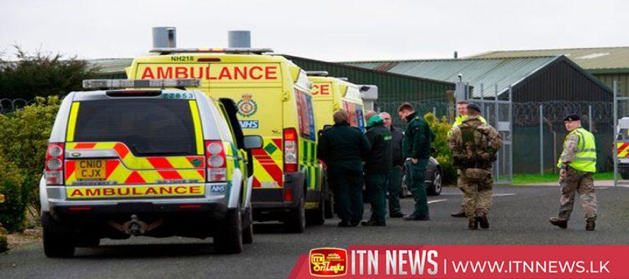 BREAKING : First UK coronavirus cases confirmed