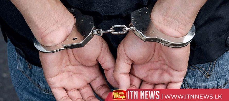 சட்டவிரோத புதையல் அகழ்வில் ஈடுபட்ட 5 பேர் கைது