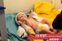 Baby born as earthquake rocks Turkey