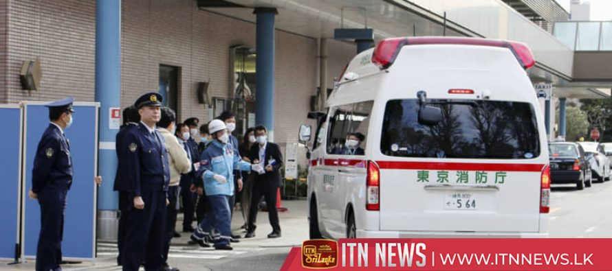 Three Japanese evacuees from Wuhan test positive for virus