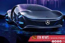 Auto giants showcase futuristic concept cars at Consumer Electronics Show