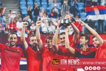 Djokovic leads Serbia to ATP Cup glory