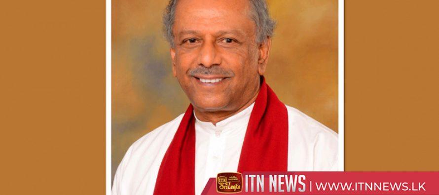 The government briefs diplomatic community on COVID-19 preventive measures in Sri Lanka