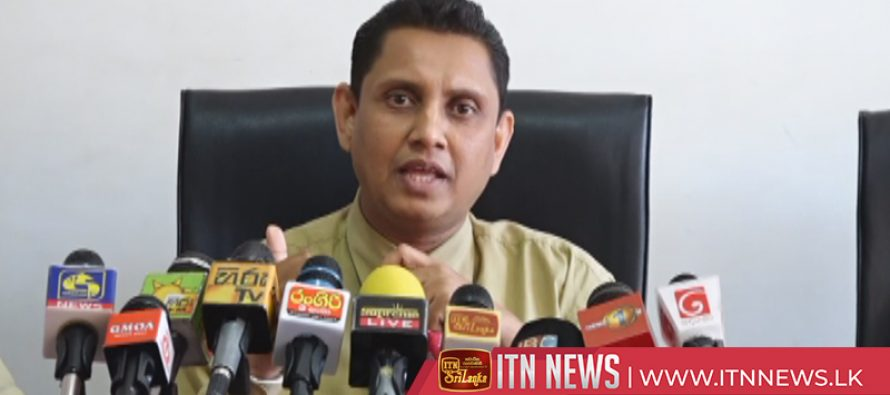GMOA to handover more than 30 files on cases related to former Minister Rajitha Senarathne to the President