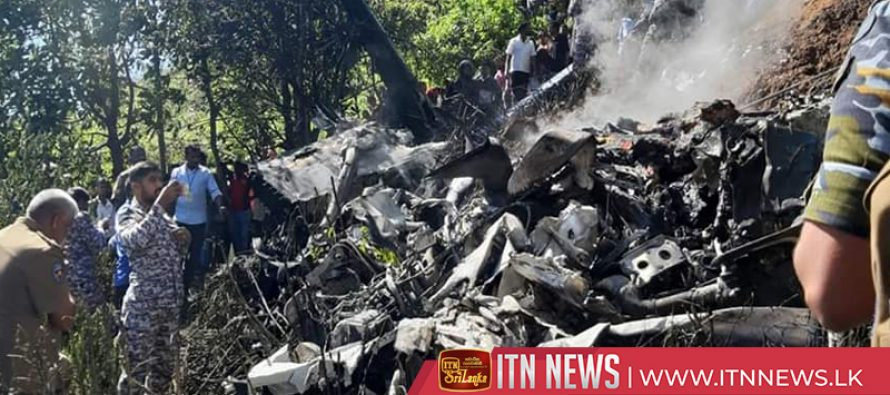 Committee appointed to probe the helicopter crash, killing four airmen