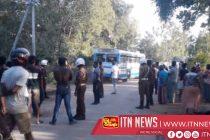 கதிர்காமம் பகுதியில் மோதலில் ஈடுபட்ட 34 பேர் கைது