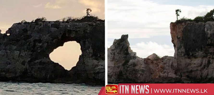 Puerto Rican natural wonder destroyed by earthquake