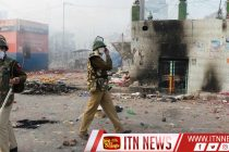 Thirteen people have been killed in Delhi in the deadliest violence the Indian capital has seen in decades