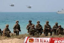 U.S. and Thai marines take part in annual amphibious assault drill