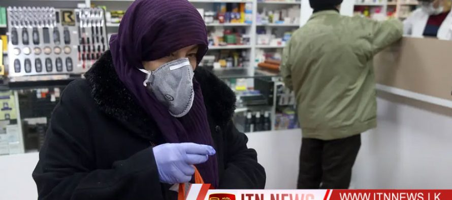 Iran's deaths at least 210, hospital sources say