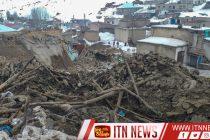 Seven dead in Turkey after earthquake hits Iran border area